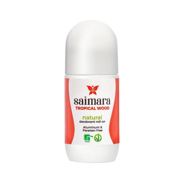 Natural deodorant Tropical Wood