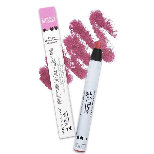 BLOSSOM glossy lipstick Le Papier