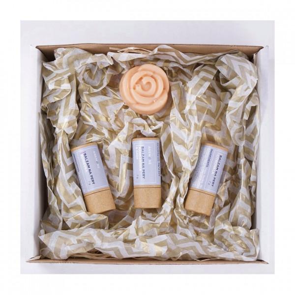Lip balms - family pack